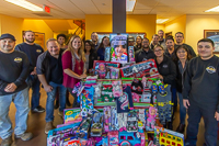 St Anne's Toy Drive at ASC