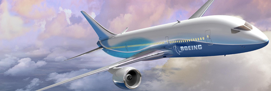 Autoclaved materials for the Boeing 787 Dreamliner