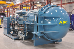 New EC4X8 Autoclave by ASC