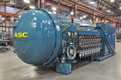 New EC5X10 Autoclave by ASC