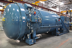New EC6X12 Autoclave by ASC