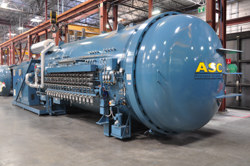 New EC8X20 Autoclave by ASC